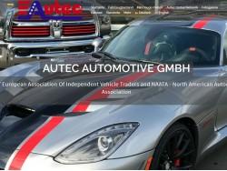 Сайт Autec-Group.com