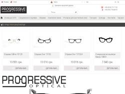 """Мережа салонів оптики """"Progressive Optical"""""""