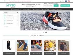 Інтернет-магазин Modno Shop.com